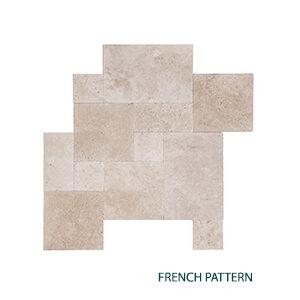 French Pattern<br>Tamanhos variados