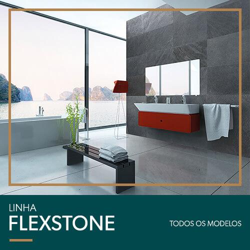 Linha Flexstone – Modelos 3D para sketchup