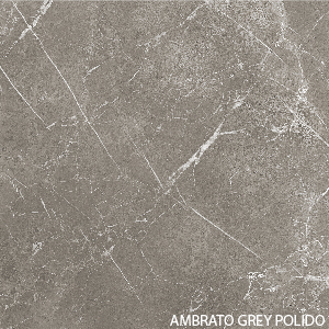 Ambrato Grey Polido<br>120×120 cm