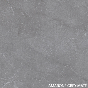 Amarone Grey Mate<br/>120×120 cm