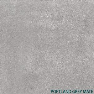 Portland Grey Mate<br>120×120 cm