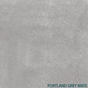 Portland Grey Mate<br/>120×120 cm