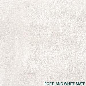Portland White Mate<br>120×120 cm