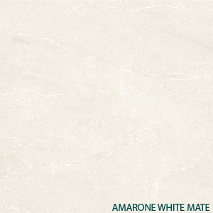 Amarone White Mate<br>120×120 cm