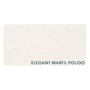 Elegant Marfil Polido<br>60×120 cm