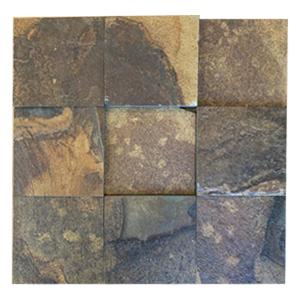Pedra Ferro 10X10 CM
